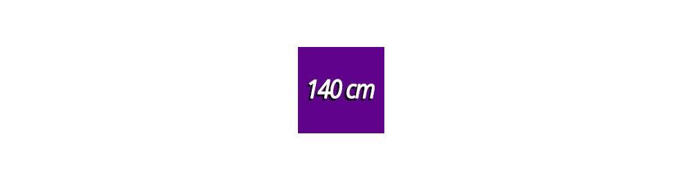 140cm x 140cm - 2m²