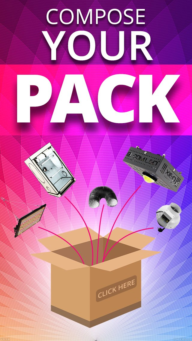 compose your pack