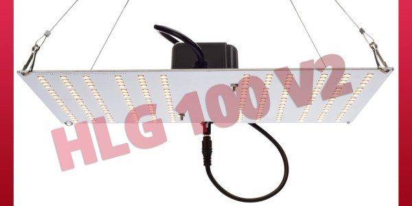 Hlg 100 V2 Panneau Horticole Led Leds Samsung Lm301b